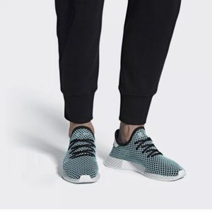 Adidas Originals Deerupt Runner Parley Black Sneak